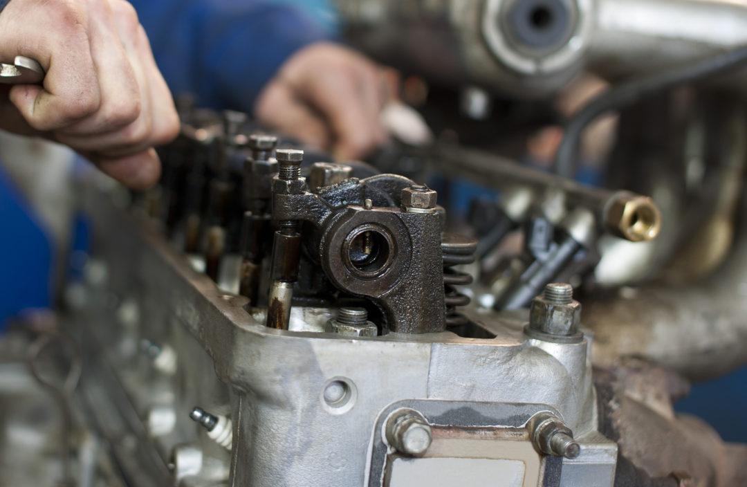 Motor- und Getriebeinstandsetzung