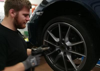 Porsche Motor Getriebe Reparatur Werkstatt Instandsetzung Autowerk Herford