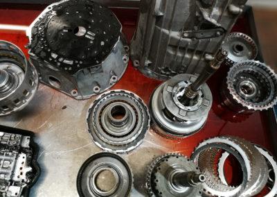 Motor Getriebe Reparatur Werkstatt Instandsetzung Autowerk Herford