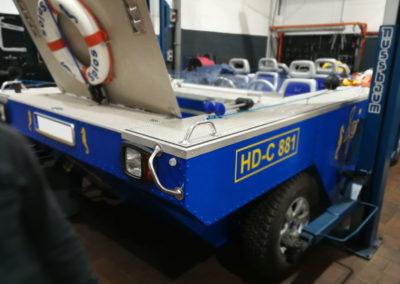 Wasserfahrzeug Motor Getriebe Reparatur Werkstatt Instandsetzung Autowerk Herford