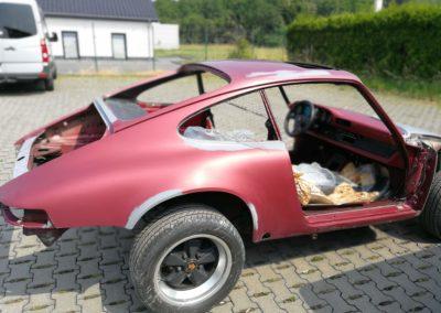 Autowerk Herford Oldtimer Porsche Instandsetzung Motor Reparatur Werkstatt