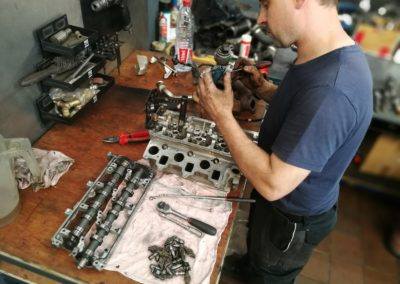 Autowerk Herford Instandsetzung Motor Reparatur Werkstatt